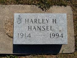 Harley H Hansel