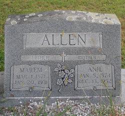 Marem Allen