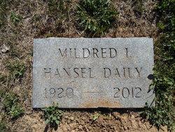 Mildred Ivanelle <i>Hansel</i> Daily