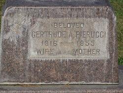 Gertrude <i>Anderson</i> Pierucci
