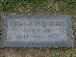 Emma LaVerne <i>Seymour</i> Cheshire