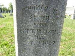 Thomas T Smith