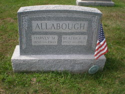 Beatrice M. <i>Brinker</i> Allabough