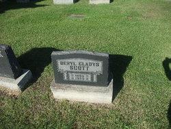 Beryl Gladys Scott