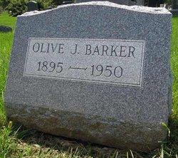 Olive J. Barker