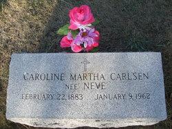 Caroline Martine Martha <i>Neve</i> Carlsen