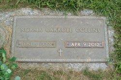 Norma <i>Carroll</i> Collins