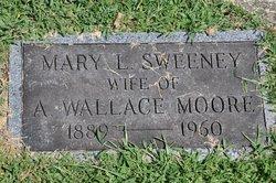 Mary L. <i>Sweeney</i> Moore
