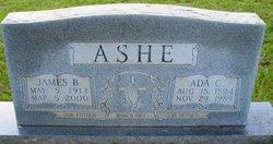 Ada C Ashe