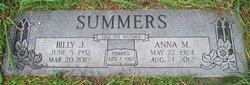 Anna Mae <i>Richardson</i> Summers