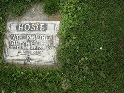 Emma Gertrude Ellen <i>Girod</i> Hosie