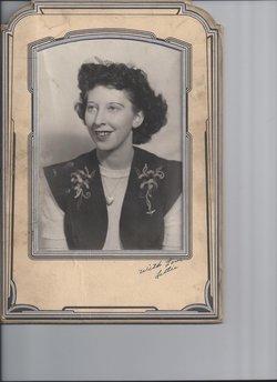 Mary Arletta Lettie <i>Ross</i> Thomas