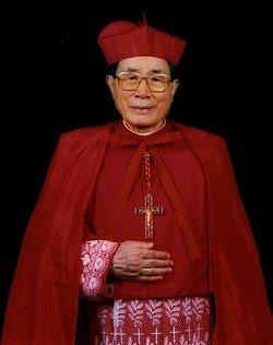 Cardinal Paul Shan Kuo-hsi