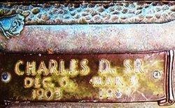 Charles D Alexander, Sr