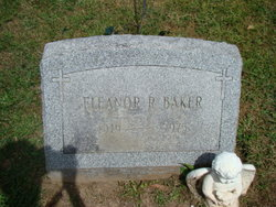 Eleanor R Baker