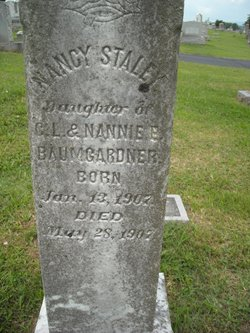 Nancy Staley Baumgardner
