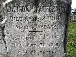 Lucinda Huey <i>Blaine</i> Patterson