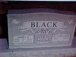 Della Christine <i>Havens</i> Black