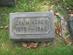 Eva M. <i>Barr</i> Agnew