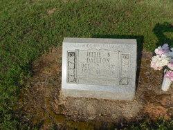 Jettie B <i>Higginbotham</i> Daulton