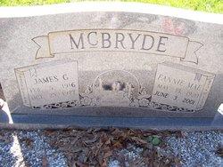 Fannie Mae <i>Baldwin</i> McBryde