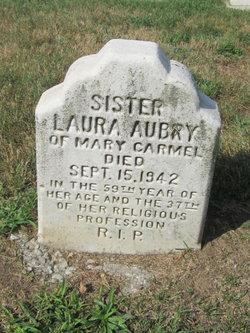 Sr Laura Mary <i>Aubry</i> Carmel