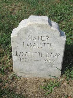 Sr LaSalette Camp