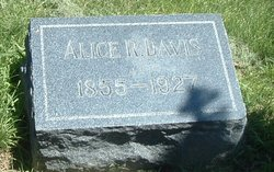 Alice R Davis