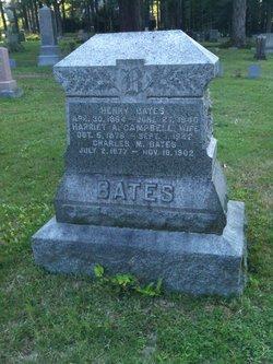 Harriet Anne <i>Campbell</i> Bates