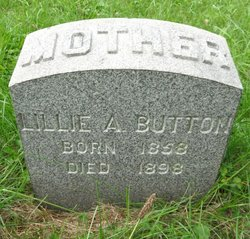 Lillie A. <i>Moore</i> Button