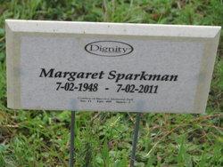Margaret <i>Sanders</i> Sparkman