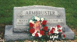 Mayme B <i>Phillips</i> Armbruster