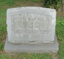 Olynthus M. Councill, Jr