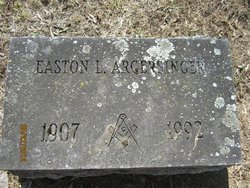 Easton L Argersinger