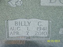 Billy C Burgin