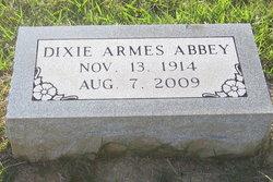 Dixie L <i>Armes</i> Abbey