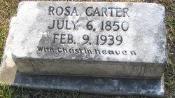 Rosa Carter