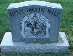Ryan Dwain Hill