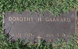 Dorothy H. Garrard