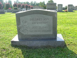 Delores Ann Abernethy