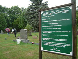 Hillside Entrican Cemetery