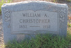 William A Christopher