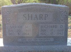 Sarah M Sharp