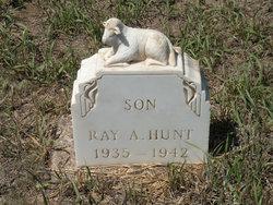 Ray Archibald Hunt, Jr