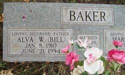 Alva Bill Baker