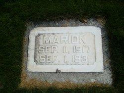 Francis Marion Christensen