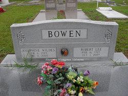 Josephine De Lois <i>Wildes</i> Bowen