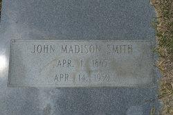John Madison Smith