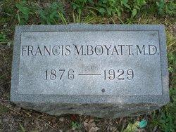 Francis M. Boyatt