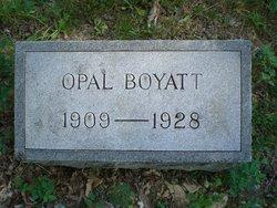 Opal Boyatt